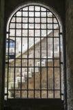 意大利列蒂(意大利),教皇的宫殿 库存图片