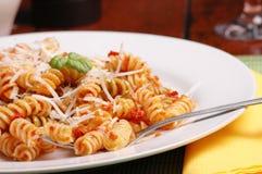 意大利午餐 库存图片