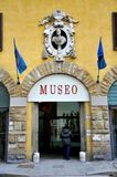 意大利博物馆 免版税图库摄影