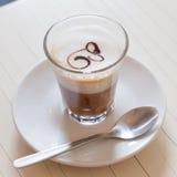 意大利咖啡 免版税图库摄影