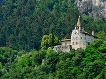 意大利圣所Monte Albano 库存图片