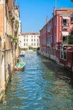 意大利城市-威尼斯 库存照片