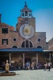意大利城市-威尼斯 库存图片