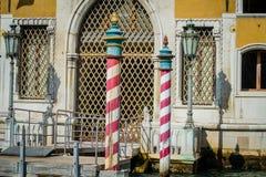 意大利城市-威尼斯 免版税库存照片