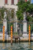意大利城市-威尼斯 免版税图库摄影