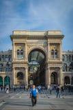意大利城市-米兰 免版税图库摄影