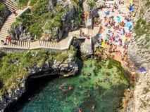 意大利夏天 免版税图库摄影
