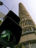 意大利大厦 免版税库存图片