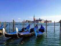 意大利威尼斯视图 库存照片