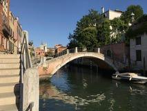 意大利威尼斯 库存照片