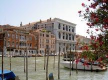 意大利宫殿威尼斯 库存照片