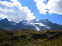 意大利山山全景欧罗巴 免版税库存图片