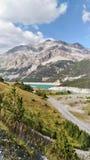 意大利山 库存照片