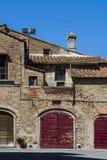 意大利市卡斯蒂廖恩菲奥伦蒂诺 库存图片