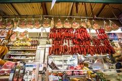 意大利市场亚瑟Ave布朗克斯NYC 库存图片