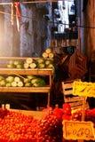 意大利市场 库存图片