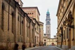 意大利帕尔马 免版税图库摄影