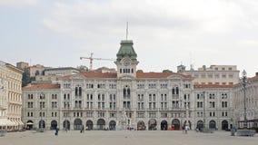 意大利广场团结  免版税库存照片