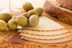意大利开胃小菜 免版税库存图片