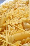 意大利意大利面食食物意大利人宏指令 免版税库存图片