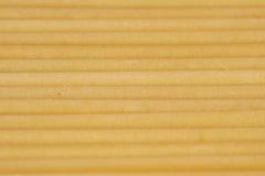 意大利意粉未加工的食物背景纹理 免版税库存照片