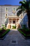 意大利房子 免版税库存图片