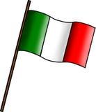 意大利插孔 免版税库存图片
