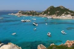 意大利撒丁岛 免版税库存图片