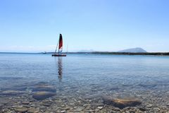 意大利撒丁岛 免版税库存照片