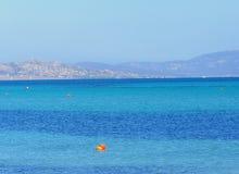 意大利撒丁岛sassari海运 库存照片