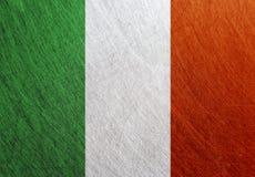 意大利旗子,葡萄酒,减速火箭,被抓, 库存图片