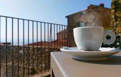 意大利早餐 库存照片