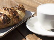 意大利早餐 免版税库存图片