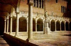 意大利明信片系列 免版税库存图片