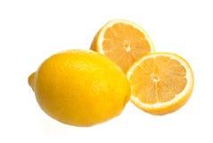 意大利柠檬 免版税库存照片