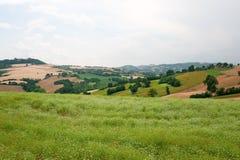 意大利横向行军夏天 库存图片