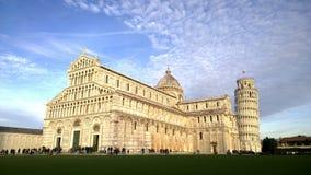 意大利比萨塔 免版税库存照片