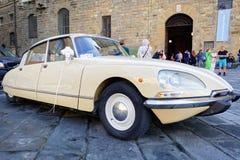 意大利汽车佛罗伦萨托斯卡纳 库存照片