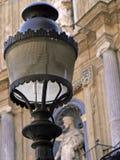意大利灯笼巴勒莫街道 免版税库存图片