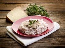 意大利煨饭块菌 库存图片