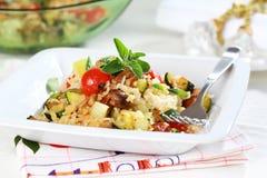 意大利煨饭蔬菜 免版税图库摄影