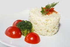意大利煨饭 免版税库存图片