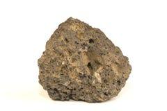 从意大利的熔岩石头 库存图片