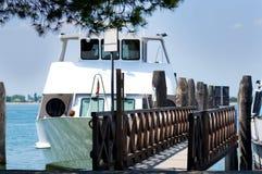意大利码头 图库摄影