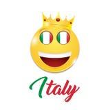 意大利符号 免版税图库摄影
