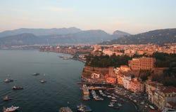 意大利索伦托 免版税图库摄影