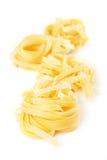 意大利细面条意大利人意大利面食 免版税库存照片