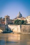 意大利罗马梵蒂冈 免版税图库摄影