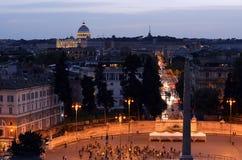 意大利罗马 免版税图库摄影