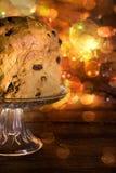 意大利节日糕点 免版税库存照片